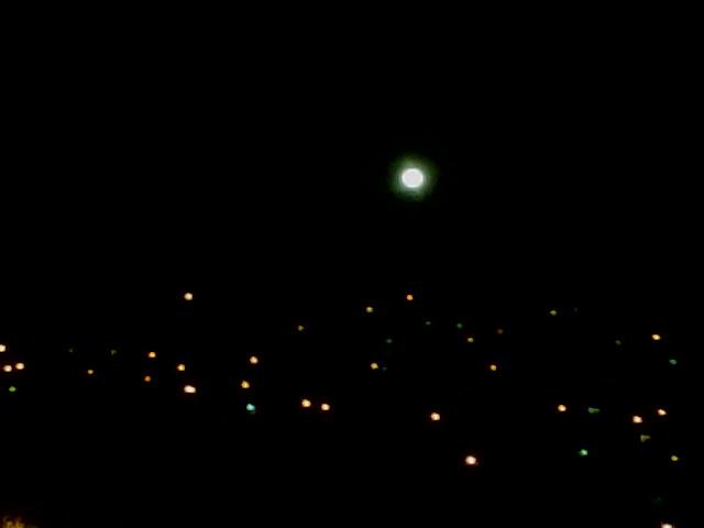 Hoy hay Luna Llena